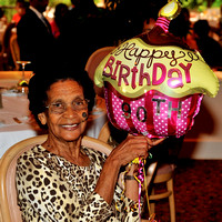 Sis Eunice Pitts' 90th Birthday 30Sep12