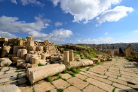 Day 8 Dec 14 - Jerash (Greco-Roman city)