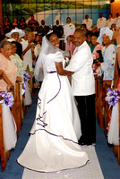 Temika & Timothy's Wedding 23Jul06 (1of2)